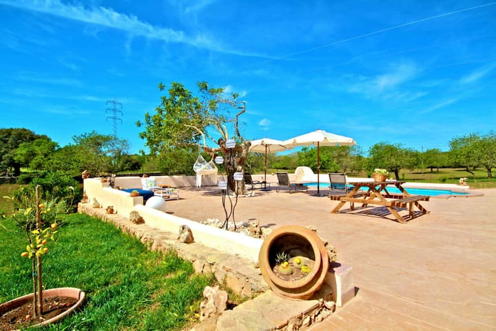 Pool bereich, perfekt zum Entspannen  im-web.de/ Mallorcareise SL