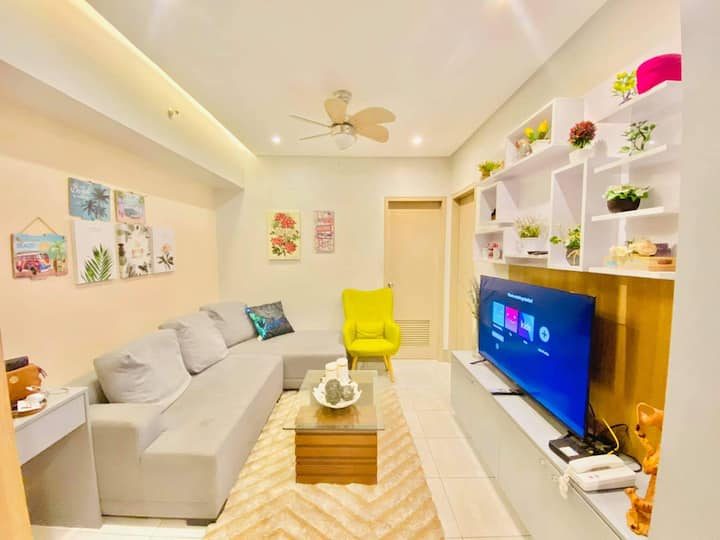 Cheap condo staycation along San Juan City Manila
