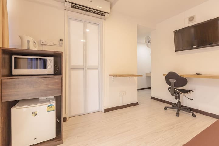 Private Rm with Personal Toilet at Orchard 301 - Singapore - Huis