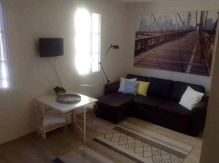 appartement neuf 30m2 climatisé coeur de ville