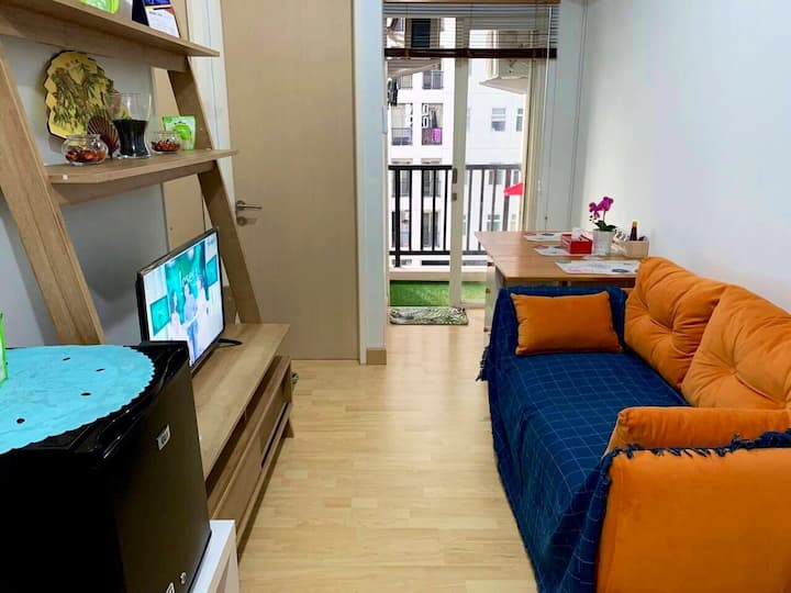 Simple n cozy living Apartment in Tangerang city