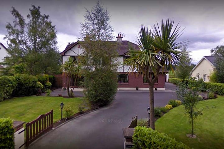 Willow Wood, Tullamore, Deluxe Double Room