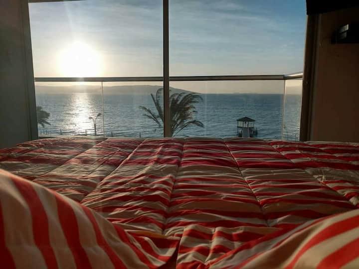 Sea View Apartment Paracas Peru