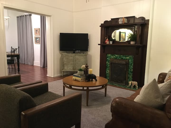 Downtown Home, Cozy and Clean in Central El Paso