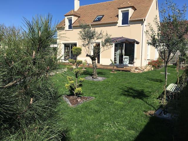 Maison neuve à 15 min de Roissy ! - Fontenay-en-Parisis - Rumah