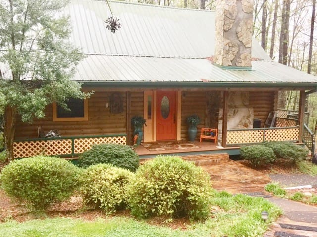 Woodsy Retreat in Concord NC  close to Charlotte