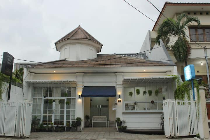 Rumah Teuku Umar | your neighbourhood guesthouse