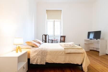 Apartamento 18 Salvo Suite. La mejor ubicación!