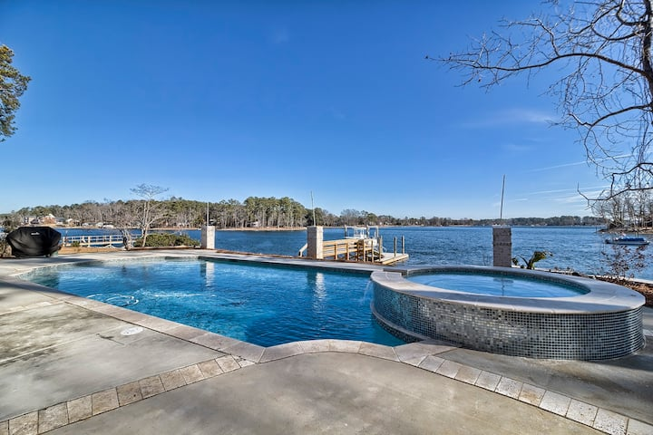 Lake Murray Contemporary