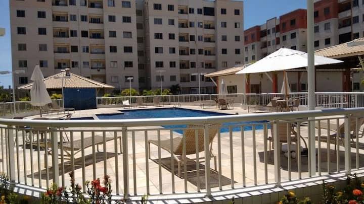 Apartamento - Condomínio Caminho dos ventos aruana