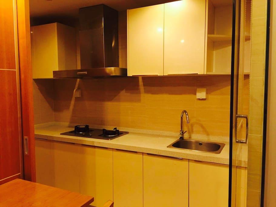 一层小厨房 Kitchen