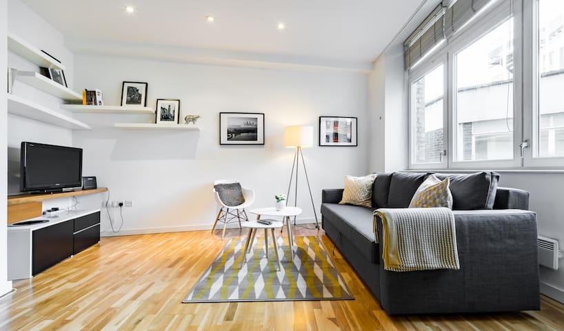Luxury Apartment in Clerkenwell 5mins to Tube