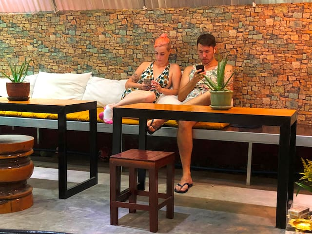 Budget Private Room/In City/Siem Reap Angkor