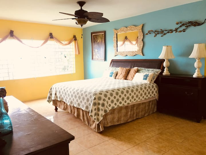 The Villa At Pineapple Cove: Pineapple Suite