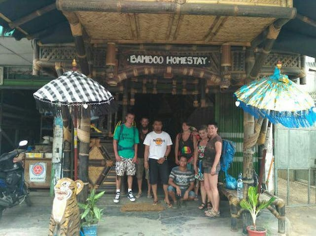 IJEN CRATER BAMBOO HOMESTAY