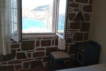 Villa Panorama (Single room - Δίκλινο δωματιο)