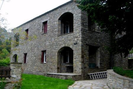 Mansion on the mountain - Vourgareli - Reihenhaus