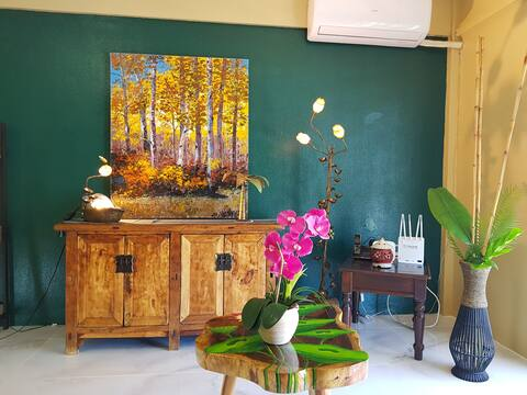 Seascape Residence - Green