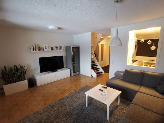 Freshly renovated cozy & modern home in Mikkeli!