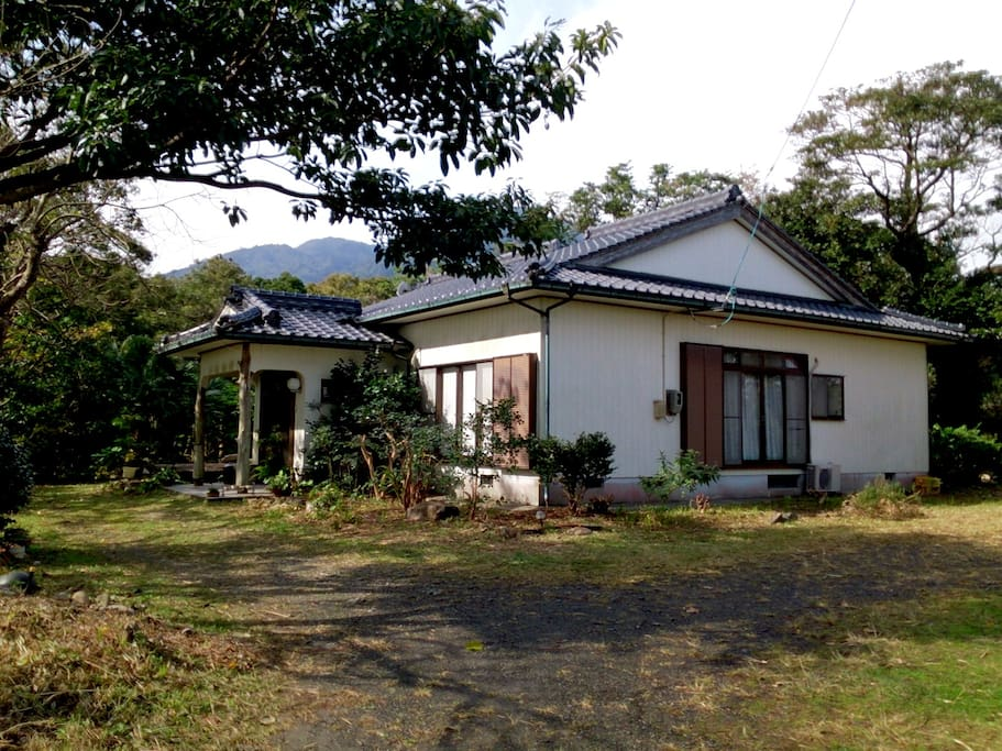 The outside of Kanoko
