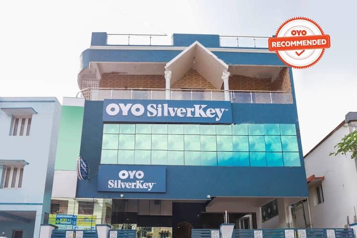 OYO SilverKey Executive Stay  in Chennai