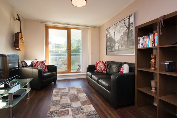 Cosy modern riverside apartment - Gateshead - Appartement