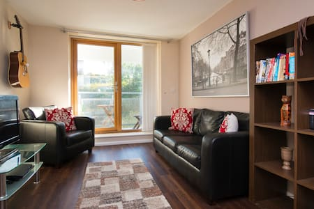 Cosy modern riverside apartment - Gateshead