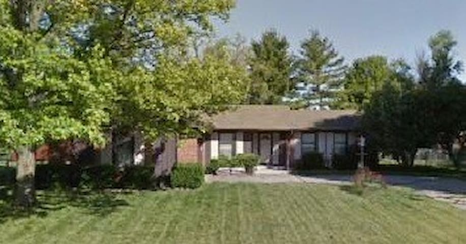 Race Fans - Quiet home close to the racing action! - Brownsburg - Huis