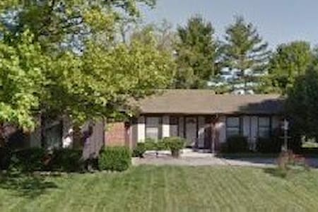 Race Fans - Quiet home close to the racing action! - Brownsburg - Hus