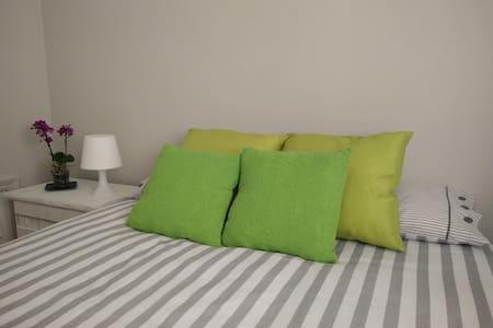 Habitación Doble Centro Ciudad con Wifi y Cocina - Santurtzi - Talo