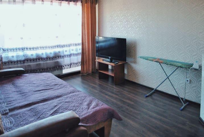 1 комнатная Квартира рядом с ЖД вокзалом