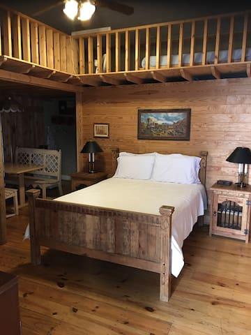 Hays Room - New Braunfels - Kulübe