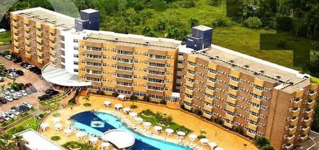 Gran Lencois Flat Residence