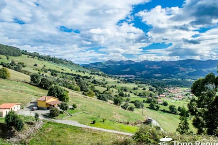 Cabaña de Fuenteaguas Cantabria