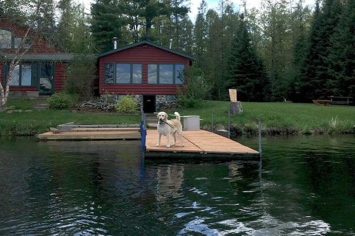 Minocqua chain / Mid Lake rental