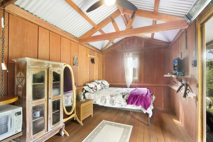 Countryside Cabin, Mountain Views - Mount Burrell - Cabana