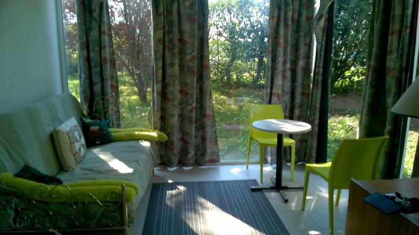 Oasis de verdure, au calme ! - Montbonnot-Saint-Martin - Lägenhet
