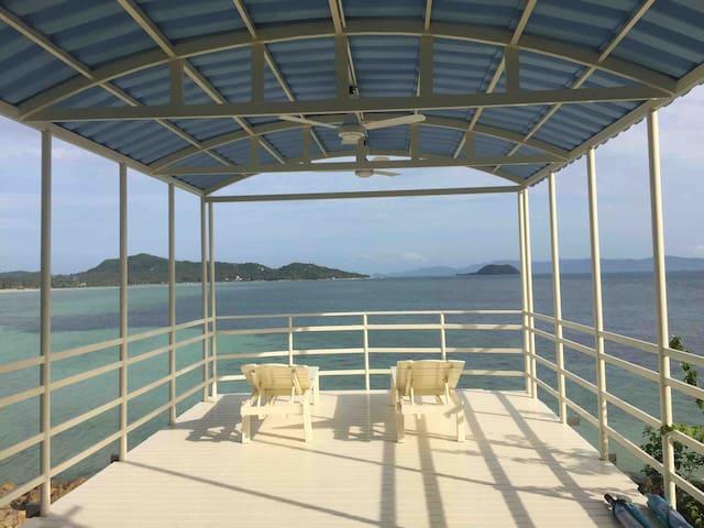 Lotus Luxury View Ocean Pool Villa, 200+sq  Meter!