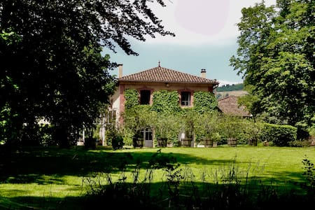 Maison au coeur des vignes - Fleurie - Дом