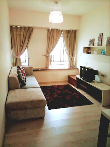 Cozy apartment 2 in UUC Telipok