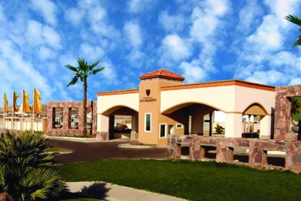 5 Bedroom Oceanfront Hacienda In Rosarito, Mexico - Houses ... |Rental Houses Rosarito Mexico