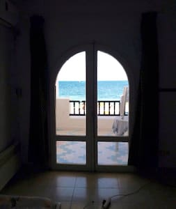 Bel appartement au port el Kantaoui - Apartemen