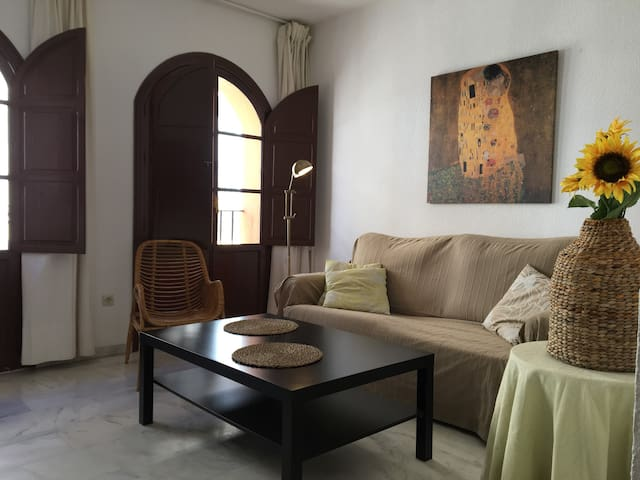 """Nice central flat within typical """"Sevillian Patio"""" - Sevilla - Appartement"""
