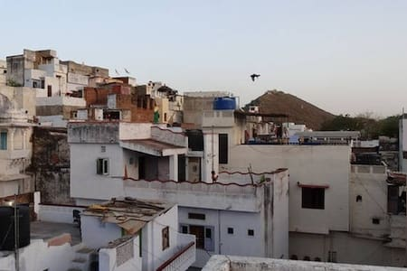 Ram Ram Haveli - Your own flat in the Old City