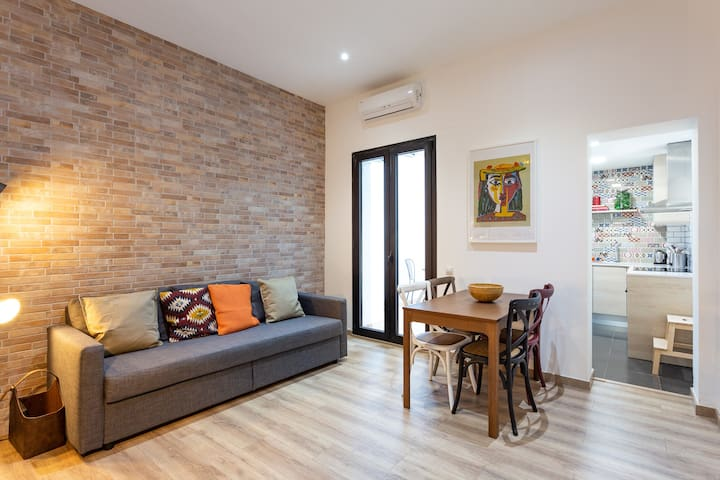 Modern loft in the heart of Gracia - ATU 22