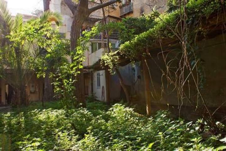 Un'oasi al centro storico di Napoli