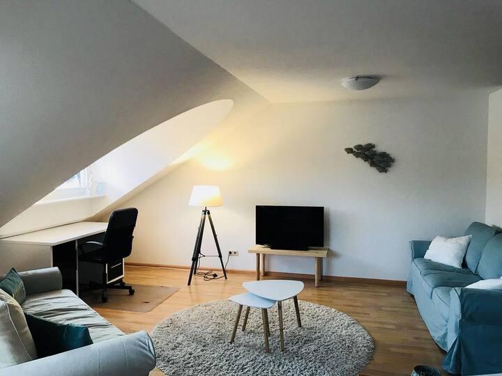 Apartment Matea, (Bad Krozingen), Apartment Matea, 70qm, Balkon, 2 Schlafzimmer, max. 6 Personen