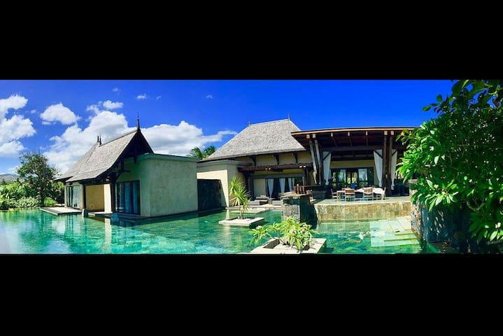 Thalie - Villa Vanille et sa piscine de 250 m2