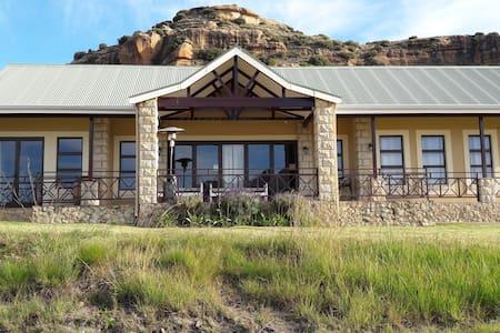 Rock Bottom Estate House