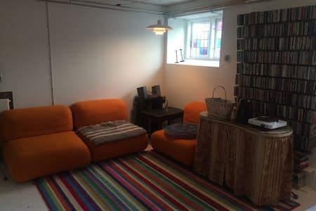 Cozy private room - 15 min. from city centre - København
